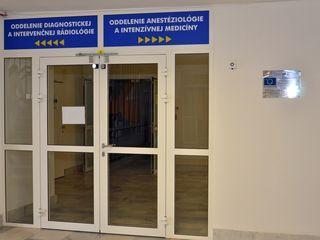 Oddelenie anestéziológie a intenzívnej medicíny